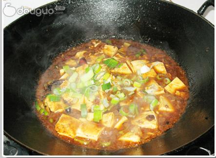 麻婆豆腐的做法 麻婆豆腐怎么做好吃 80后男人的厨房分享...