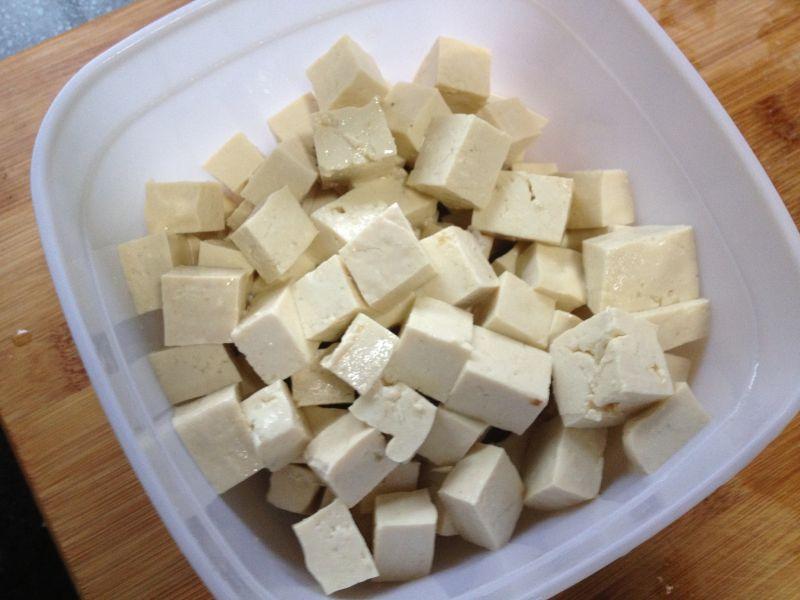 麻婆豆腐的做法 麻婆豆腐怎么做好吃 叶子的黑白键分享的...