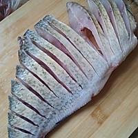 鱼怎么改刀好看图解_▲美食松鼠鱼的改刀过程图完整松鼠鱼花刀切