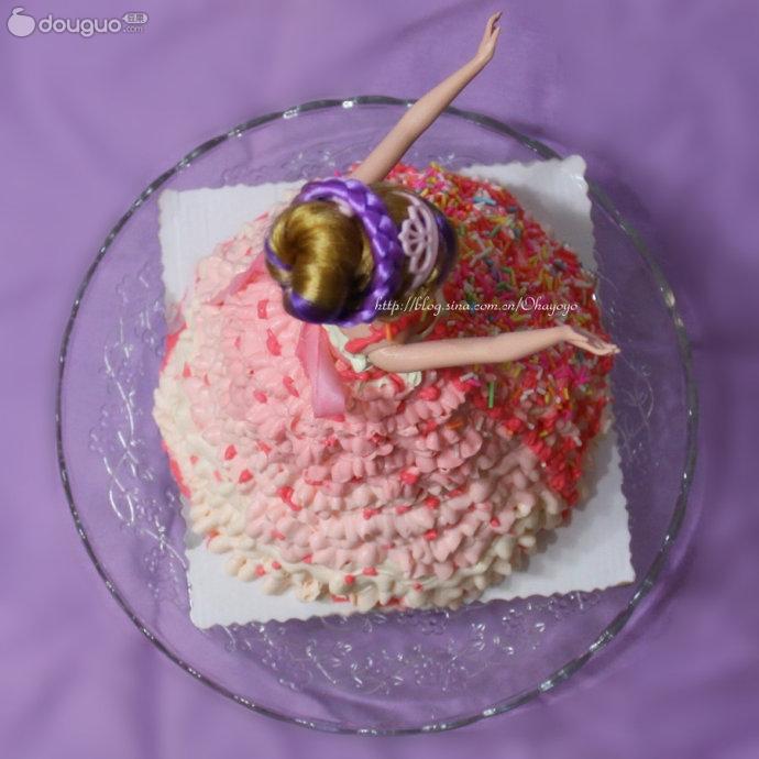 芭比蛋糕的做法_芭比蛋糕怎么做好吃【图文】